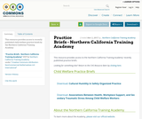 Practice Briefs - Northern California Training Academy
