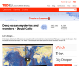 Deep Ocean Mysteries and Wonders