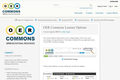 OER Commons Learner Options