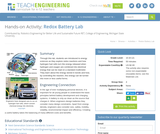 Redox Battery Lab