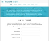 History Engine
