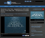 Perspectives on Ocean Science: Mysteries in the Mud - Adaptations to Life Under Stress in the Deep Sea
