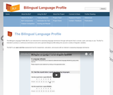 The Bilingual Language Profile