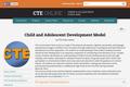 Child and Adolescent Development Model