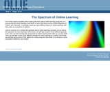 Spectrum of Online Learning