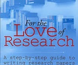 For the Love of Research:  CH 8 Using Sources – The Summary