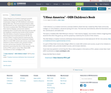 """""""I Hear America"""" - OER Children's Book"""