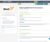 Digital Age Skill: How To: Presentation