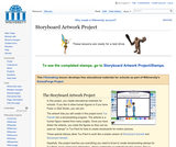 The Storyboard Artwork Project