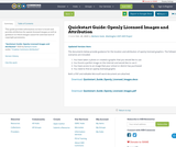 Quickstart Guide: Openly Licensed Images and Attribution