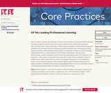CP 36: Leading Professional Learning