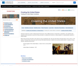 Creating the United States Constitution Interactive
