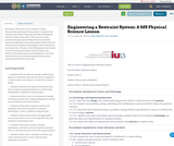 Engineering a Restraint System: A MS Physical Science Lesson