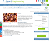 Engineering Polymers from Potatoes