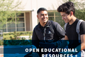 Open Educational Resources + Dual Enrollment