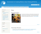 Nanotechnology in Civil and Environmental Engineering: A Series of Active Learning Activities