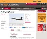 Prototyping Avionics, Spring 2006