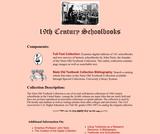 19th Century Schoolbooks