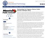 Partnerships for Progress: Mentor Public Schools' #GoOpen Story