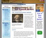 13b. Comparing Economic Systems