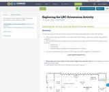 Exploring the LRC Orientation Activity