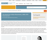 The American Indian Movement, 1968-1978