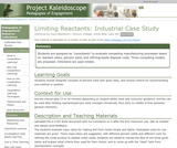Limiting Reactants: Industrial Case Study