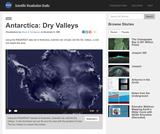 Antarctica: Dry Valleys