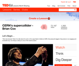 Brian Cox on CERN's Supercollider