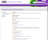 Enlightening Explorations