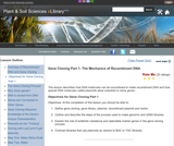Gene Cloning Part 1: The Mechanics of Recombinant DNA