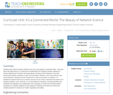 It's a Connected World: The Beauty of Network Science