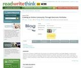 Creating an Online Community Through Electronic Portfolios