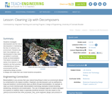 Cleaning Up with Decomposers