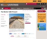The World: 1400-Present, Spring 2014