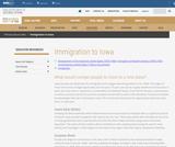 Immigration to Iowa