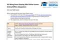 6-8  Being Smart Staying Safe Online Lesson (Online/Offline Adaptation)