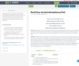 Earth Day: An Interdisciplinary Unit