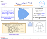 Curves of Constant Width and Reuleaux Polygons