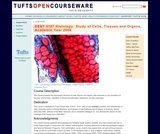 Histology: Study of Cells, Tissues and Organs