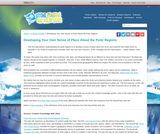 Developing Your Own Sense of Place About the Polar Regions