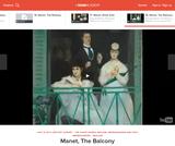 Manet's The Balcony