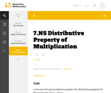 7.NS Distributive Property of Multiplication