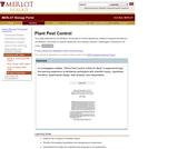 Plant Pest Control