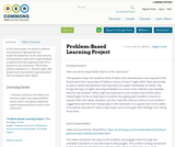 Problem-Based Learning Project