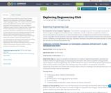 Exploring Engineering Club