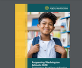 Reopening Washington 2020: Supporting Multilingual/English Learners