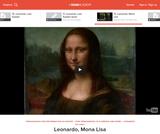 """Leonardo's """"Mona Lisa"""""""