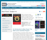Brain Power! The NIDA Junior Scientist Program