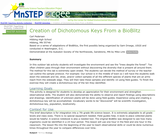 Creation of Dichotomous Keys From a BioBlitz